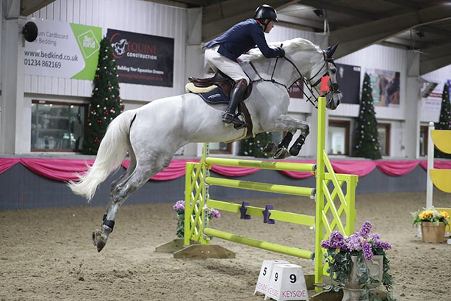 Indoor Show Jumping